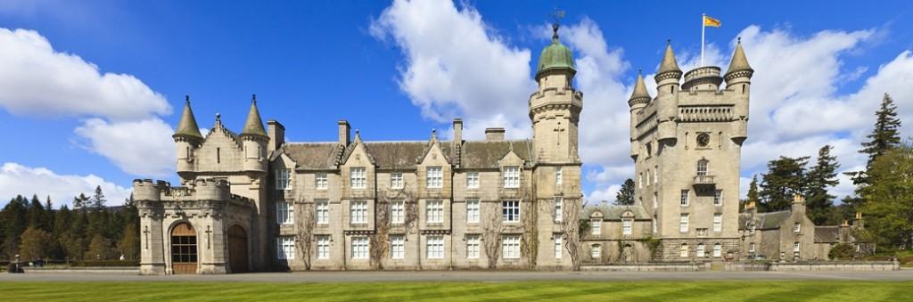 Balmoral Castle and Estate