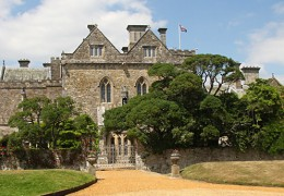 Beaulieu Abbey Palace House