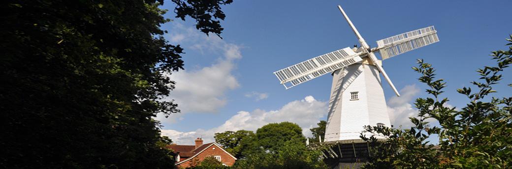 Belloc's Windmill – Shipley