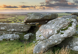 Rough Tor and the Beast of Bodmin Moor