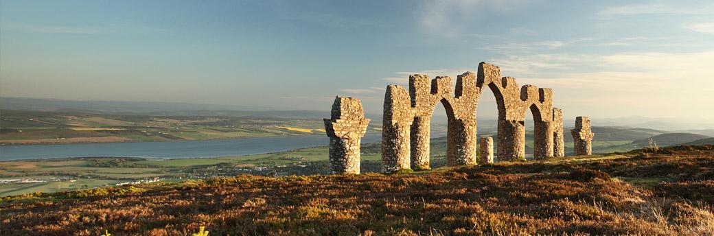 Fyrish Monument