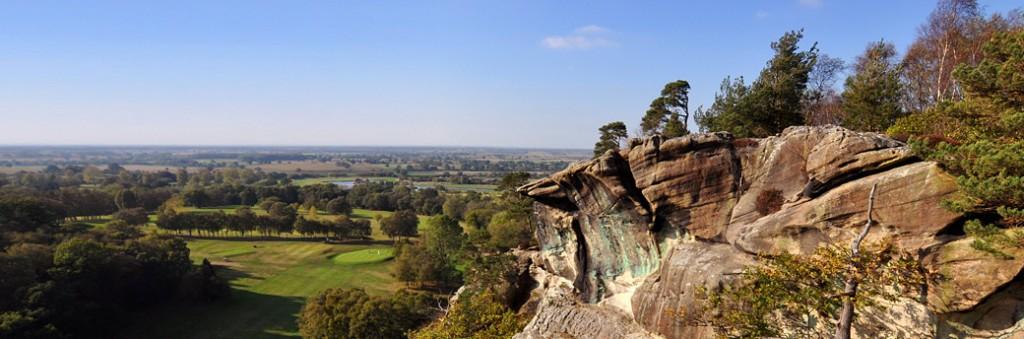 Hawkstone Park - The Cliff