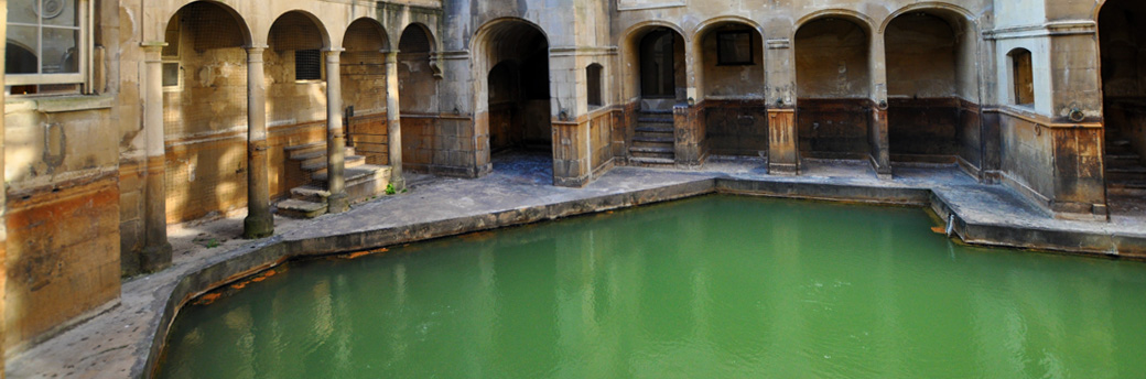 Roman Baths of Bath