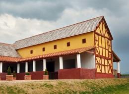 Wroxeter Roman Villa
