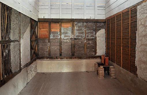 Wroxeter Roman Villa Interior