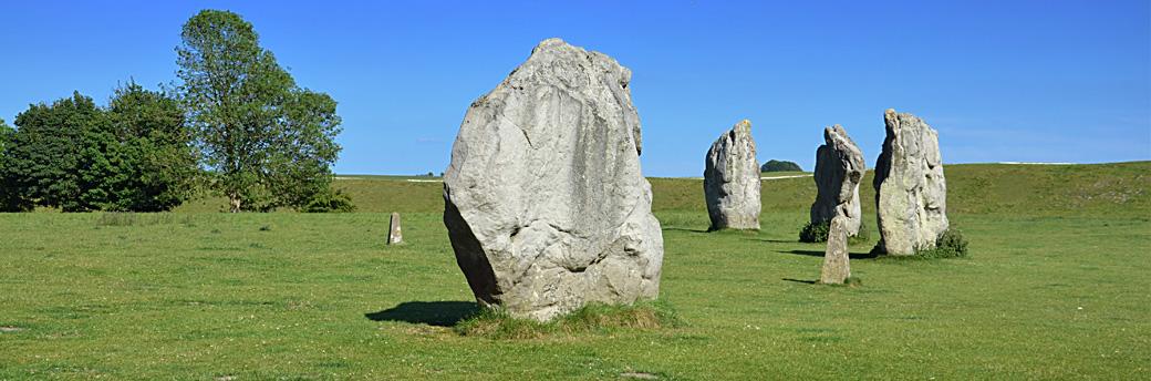 Avebury Stone Circle Mysteries (1-5)