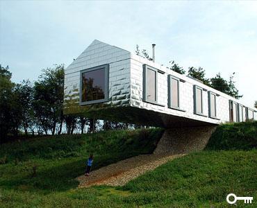 Ten Strange UK Houses - Britain ExplorerBritain Explorer