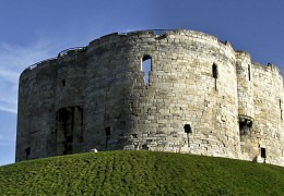Clifford's Tower – York Castle