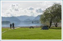 keswick-campsite