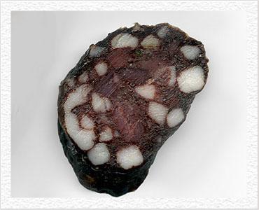 Black Pudding - Strange British Foods