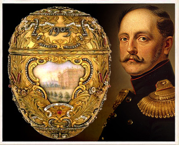 The Lost Fabergé Eggs