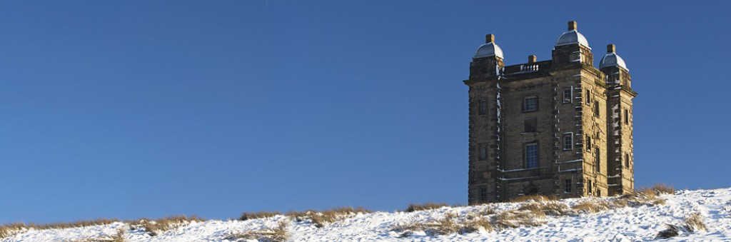 The Cage at Lyme Park