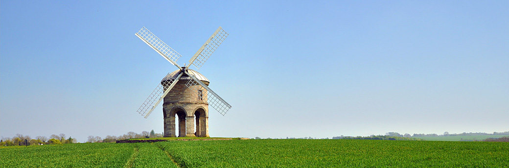 Windmills in England