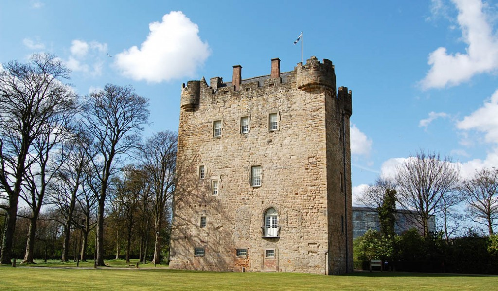 Alloa Tower - Britain Explorer