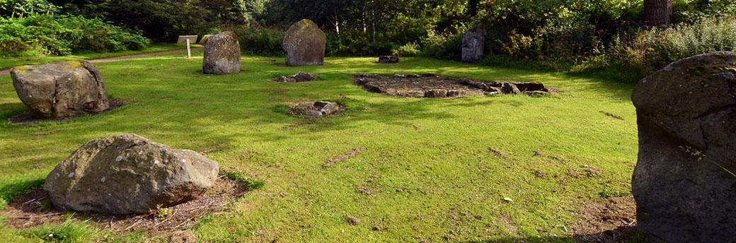 Balbirnie Stone Circle