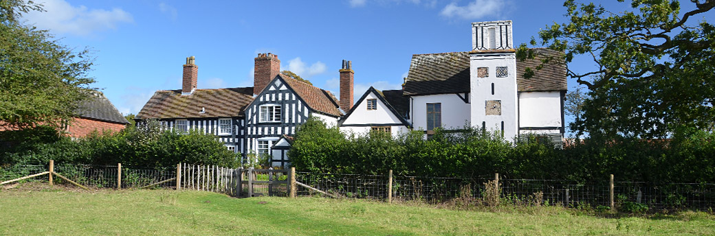 Boscobel House & The Royal Oak