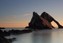 Bow Fiddle Rock – Portknockie