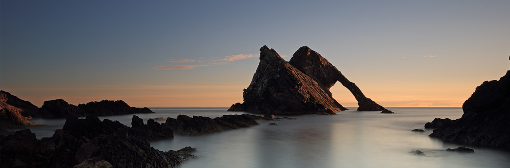 Bow Fiddle Rock – Portknockie