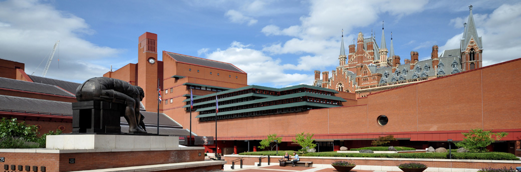 British Library – St. Pancras