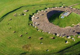 Cairnpapple Burial Chamber