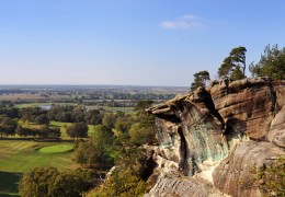Hawkstone Follies