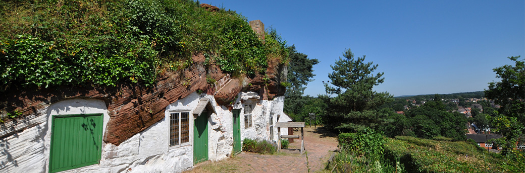 Kinver Rock Houses – The original Hobbit Holes?
