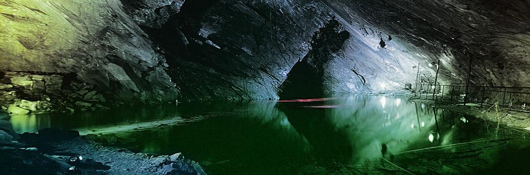 Chwarel Hên Llanfair Slate Caverns
