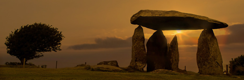 Pentre Ifan Burial Chamber and Dolmen