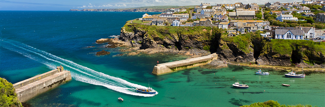Port Isaac Cove & Harbour