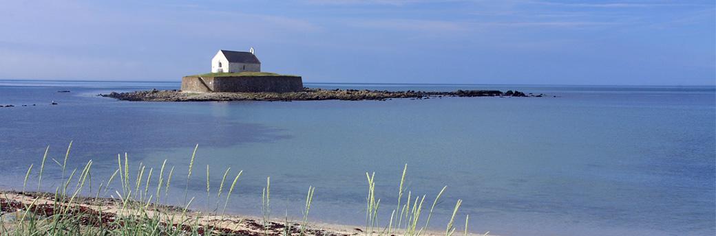 St Cwyfan's – Church in the Sea