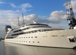 Sunborn London Superyacht Hotel