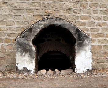 Outdoor Furnace for Hypocaust