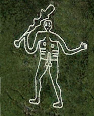 Cerne Abbas Giant