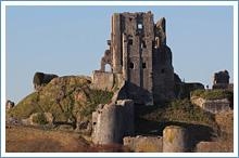 corfe-castle-campsite