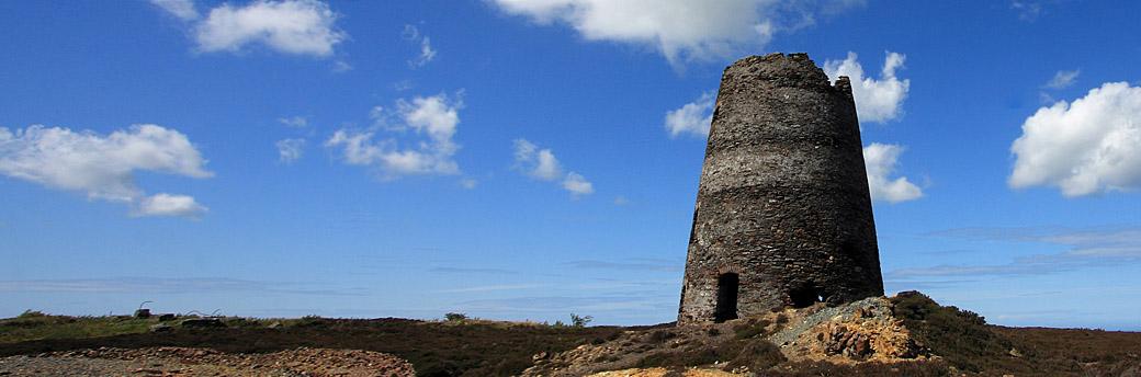 Parys Mountain Copper Mine