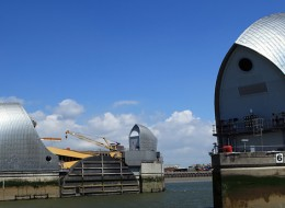 Thames Barrier and Information Centre