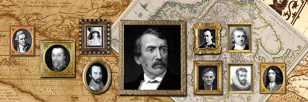 British Explorers – The Top Ten