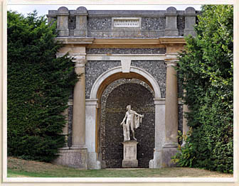 West Wycombe Estate - The Temple of Apollo