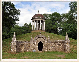 West Wycombe Estate - The Temple of Venus