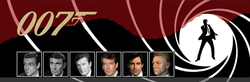 Actors Who Played James Bond