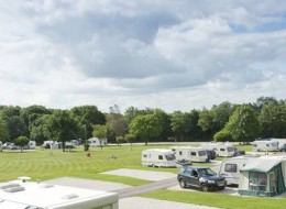 Alton The Star Camping and Caravanning Club Site