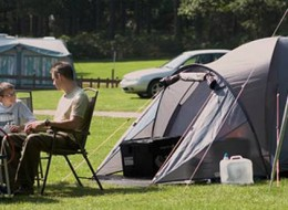 Cannock Chase Camping and Caravanning Club Site