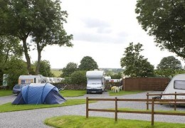 Cheddar Camping and Caravanning Club Site