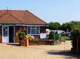 Chichester Camping and Caravanning Club Site