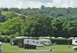 Clent Hills Camping and Caravanning Club Site