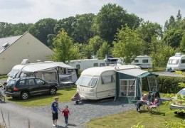 Delamont Country Park Camping and Caravanning Club Site