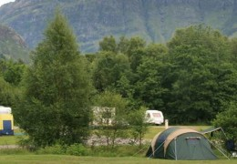 Glencoe Camping and Caravanning Club Site