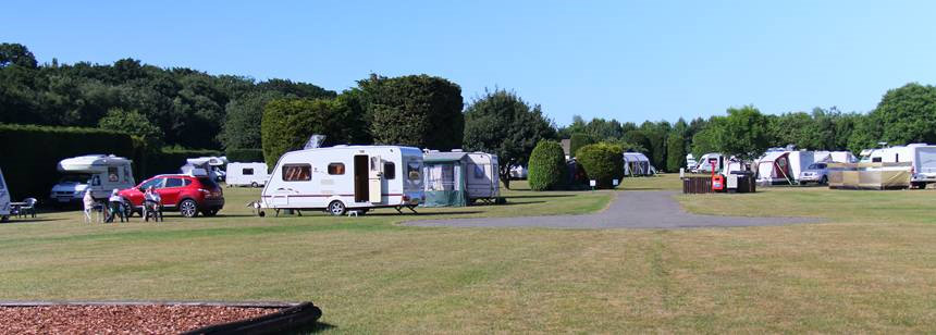 Kessingland Camping and Caravanning Club Site