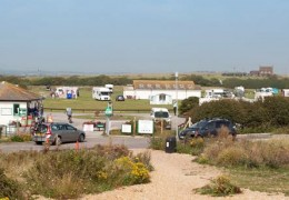 Normans Bay Camping and Caravanning Club Site