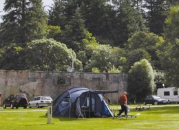 Oban Camping and Caravanning Club Site